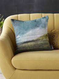 anxo cushion 45 x 45 cm cloth clay printed pattern cushions