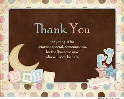 Baby Gift Thank You Note Trend Baby Shower Gift Thank You Wording 21 For Your Baby Shower