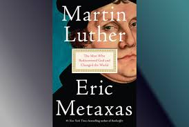 martin luther father of our and fractured world acculturated this halloween is the 500th birthday of the modern world on 31 1517 a scholarly monk d martin luther posted 95 theses on the church door in