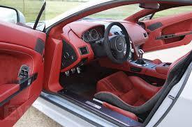 aston martin vanquish red interior. aston martin v12 vantage interior 2 vanquish red s