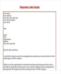 47 Formal Letter Examples Pdf Word Free Premium Templates
