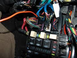lincoln navigator no power car forums at edmunds com fusebox