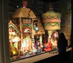 Christmas Windows in New York City