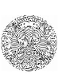 Small Picture Mandala 5b coloring pages Hellokidscom