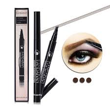 Eyebrow Tattoo Pen With A Micro Fork Tips Long Lasting Waterproof Brow Pencil For Eye Brow Colour