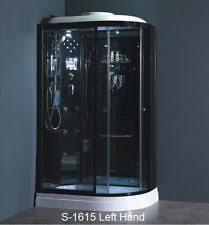 corner shower enclosure model s1615 corner shower stalls8 corner
