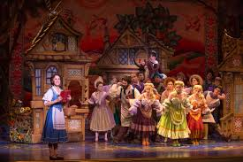 Beauty And The Beast Musical Set Design Networks Presents Disneys Beauty And The Beast The Skypac