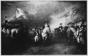 surrender of cornwallis october 1781