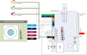 wiring the rotary encoder arduino 14core com wiring diagram pinout rotary encoder module