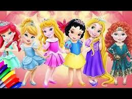 Disney Baby Princess Arielcinderellasnow Whiteauroratianaand