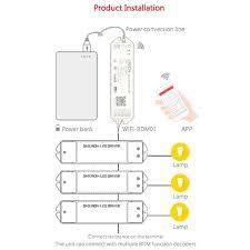 led controller wifi dmx rdm wifi rdm01