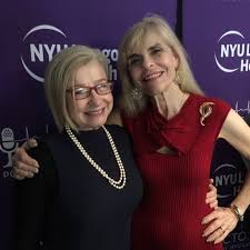 Doctor Radio - Dr. Miriam Greene (L) and Arden Greenspan... | Facebook