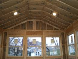 Vaulted Ceiling Kitchen Lighting Reclaimed Wood Lighting Vaulted Ceilings Baharhomecom