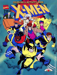 Check out our x men cyclops selection for the very best in unique or custom, handmade pieces from our shops. X Men Coloring And Activity Book Sc 1996 Landoll S Comic Books