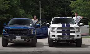The Ford Raptor's Supercharged Shelby Brother | Torque News