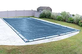 Robelle 351224R Super Winter Cover for 12 by 24 Foot In-Ground Swimming Pools