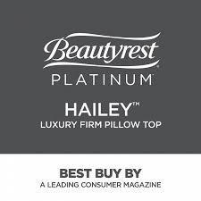 mattress king logo. Beautyrest Platinum Hailey Luxury Firm King Mattress Mattress King Logo