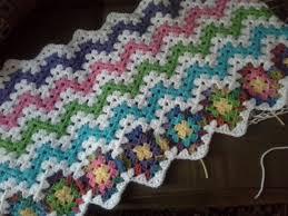 Granny Ripple Afghan Pattern