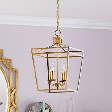 indoor lantern pendant light