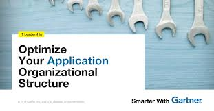 Gartner Org Chart Optimize Your Application Organizational Structure Smarter