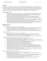 Sample Resume For Secretary Resume Cover Letter Samples Medical ...