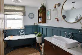 24 ideas for using panelling in your