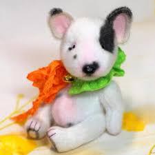 cute puppy by tatiana fedorova