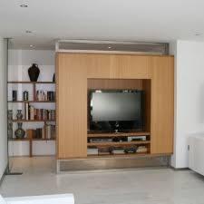 Obra  LOS NARANJOS Mueble Living  TV U0026 Guardado Proyecto Disear Muebles A Medida