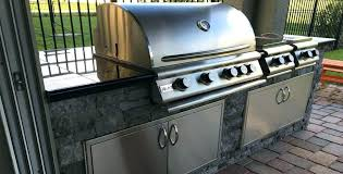 outdoor built in griddle blaze outdoor built in grill and griddle combo