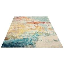 round yellow area rug best round rug images on area rugs round rugs and pertaining to