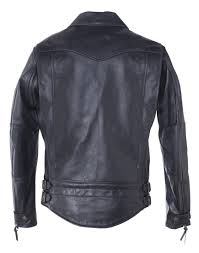 schott 27 vintage leather jacket on thumbnail to zoom