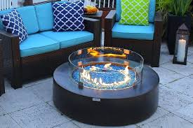 round gas fire pits gas fire pits outdoor costco round gas fire pits