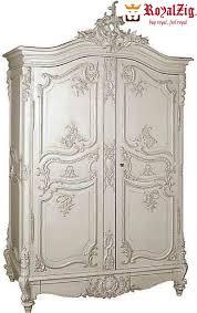 Italian wood furniture Bedroom Furniture Set Italianalmirahhandcarvedjpg Chairish Italian Almirah Hand Carved
