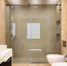 glass shower doors sliding compare metro compare linear how to fix leaking sliding glass shower door