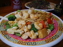 Noodles: Seafood Udon