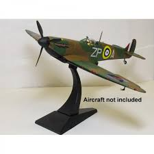 Model Airplane Display Stands Best Corgi Corgi CDS32 Display Stand For 3232 Spitfire Black Diecast