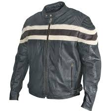 charlie london mens racer motorcycle jacket