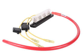 automotive wire harnesses automotive waterproof connector harness in line fuse custom cable assembly in line fuses