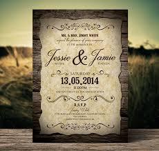 Vintage Wedding Invitation Vintage Wedding Invitation Templates 23 Vintage Wedding Invitation