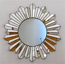 image of sunburst wall mirrors decorative
