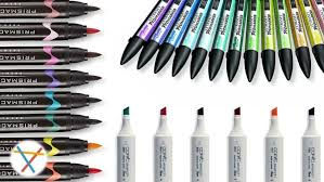 The Best Alcohol Based Markers For Artists 2019 Buyers