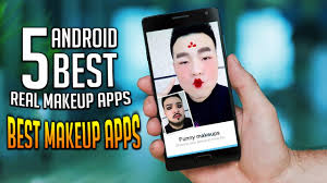 top 5 best selfie makeup apps real natural professional makeup looks real time makeovers