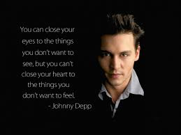 Johnny Depp Quotes About Love Beauteous Unrequited Love Quotes
