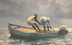 pulling in the nets al sprague 2016