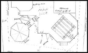 the woodlands, conroe, montgomery area deck builder Home Gazebo Plans sketch_tm2 \u201c home depot gazebo plans