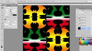 Textile Design Tutorial Photoshop Tutorial How To Create Textile Design In Photoshop