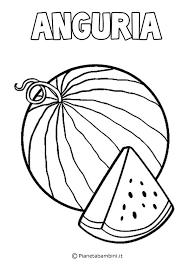 Risultati Immagini Per Disegni Da Colorare Frutta Di Primavera