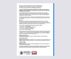 Smoke Control System Design Ventilation Systems Important Smoke Control Notice Se