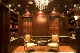 custom home libraries in this era marvelous classical crystal chandelier custom home libraries design