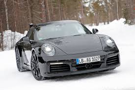 porsche 911 turbo s blacked out. the antirevolution porsche continues to evolve new 911 due in 2019 turbo s blacked out